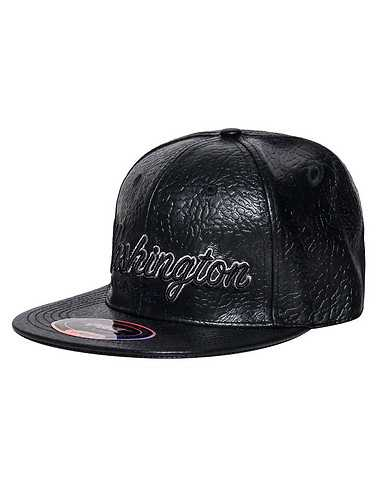 PRO STANDARD MENS Black Accessories / Caps Snapback One Size