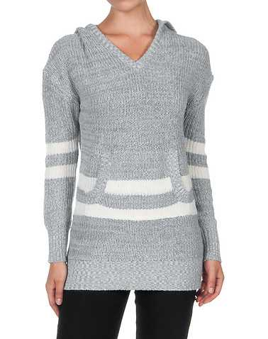 ESSENTIALS WOMENS Grey Clothing / Sweaters S