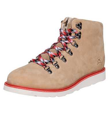RANSOM MENS Beige-Khaki Footwear / Casual