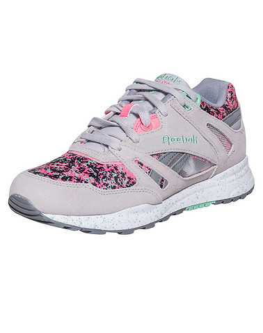 REEBOK WOMENS Grey Footwear / Sneakers