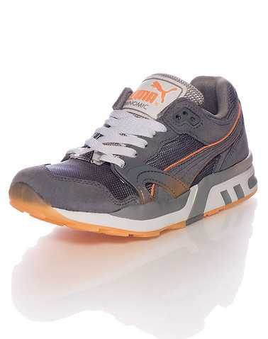 PUMA WOMENS Grey Footwear / Sneakers