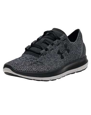 UNDER ARMOUR MENS Black Footwear / Sneakers
