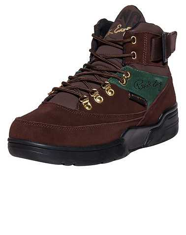 EWING ATHLETICS MENS Brown Footwear / Sneakers