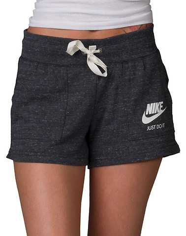 NIKE SPORTSWEAR WOMENS Grey Clothing / Athletic Shorts M