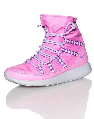 NIKE GIRLS Pink Footwear / Boots