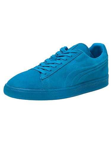 PUMA MENS Blue Footwear / Sneakers