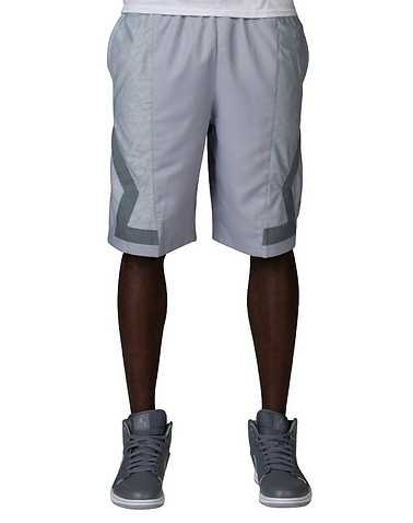 JORDAN MENS Grey Clothing / Athletichorts