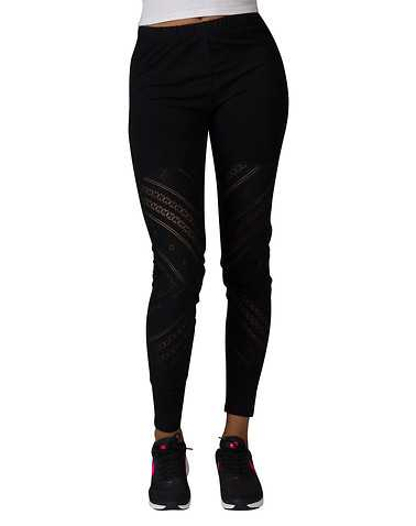 CROOKS AND CASTLES WOMENS Black Clothing / Bottoms