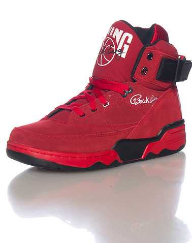 EWING ATHLETICS MENS Red Footwear / Sneakers