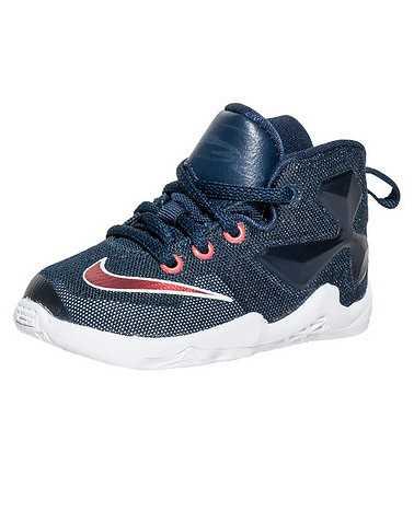 NIKE BOYS Navy Footwear / Sneakers
