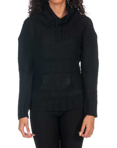 ESSENTIALS WOMENS Black Clothing / Sweaters