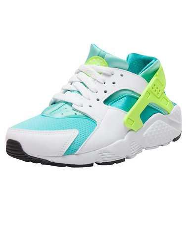 NIKE GIRLS White Footwear / Sneakers