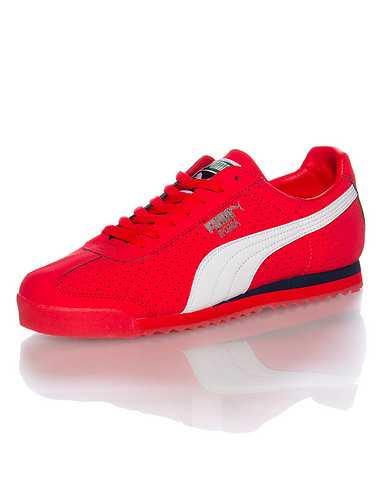 PUMA MENS Red Footwear / Sneakers 9.5