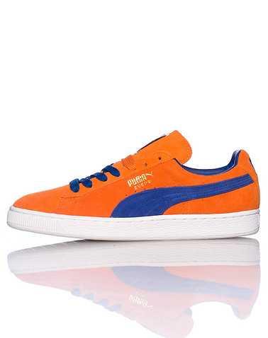 PUMA MENS Orange Footwear / Sneakers 10.5