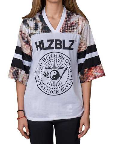 HLZBLZ WOMENS White Clothing / Sweatshirts M