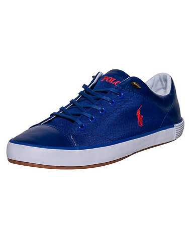 POLO FOOTWEAR MENS Royal Footwear / Casual