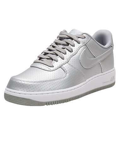 NIKE SPORTSWEAR MENS Silver Footwear / Sneakers