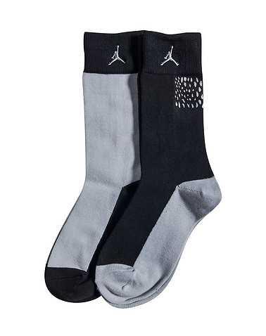 JORDAN BOYS Black Accessories / Socks 7-9