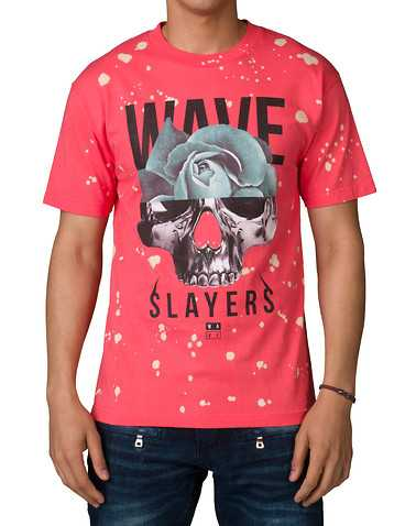 WAVYENS Dark Pink Clothing / Tops