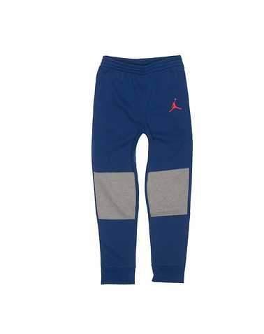 JORDAN BOYS Blue Clothing / Bottoms