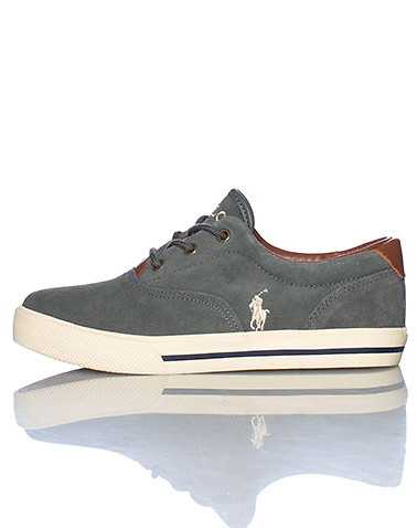 POLO FOOTWEAR BOYS Grey Footwear / Casual 2.5