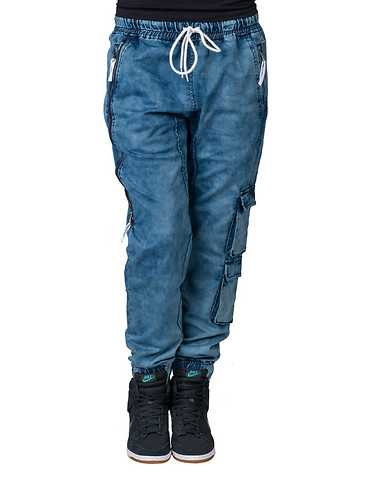 CUPCAKE MAFIA WOMENS Blue Clothing / Jeans M