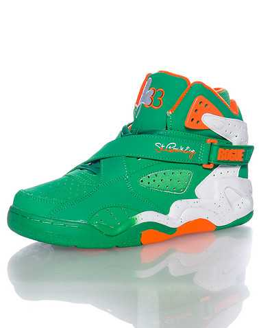 EWING ATHLETICS MENS Green Footwear / Sneakers 6