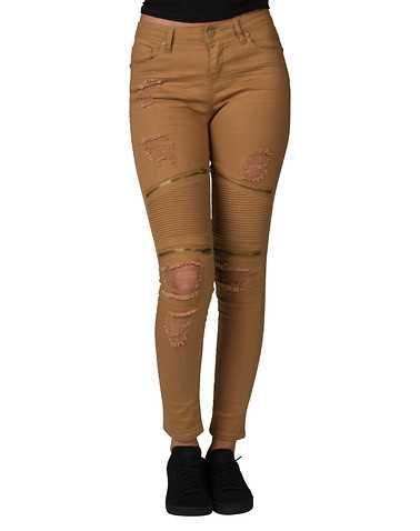 ESSENTIALS WOMENS Medium Brown Clothing / Bottoms