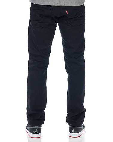 LEVIS MENS Black Clothing / Jeans
