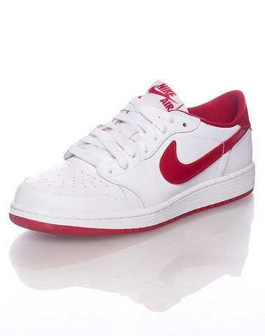 JORDAN BOYS White Footwear / Sneakers 6Y