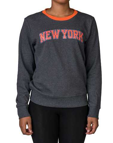 NBA 4 HER WOMENS Grey Clothing / Tops S
