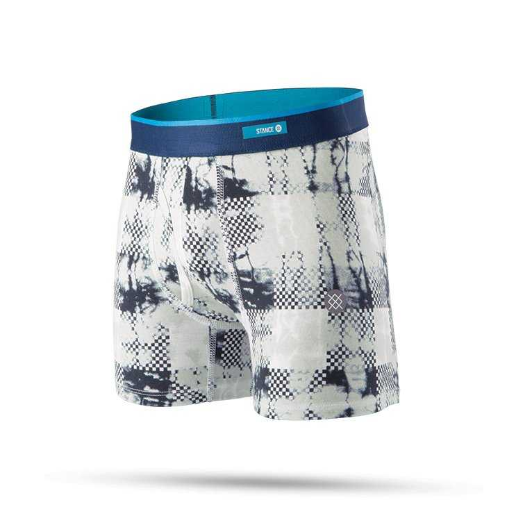 Stance Shots Boys NVY L Boys Boxer Brief Socks