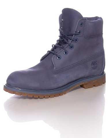 TIMBERLAND WOMENS Grey Footwear / Boots