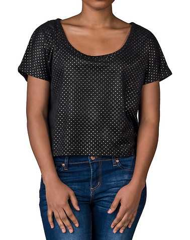 LA BELLE ROC WOMENS Black Clothing / Tops