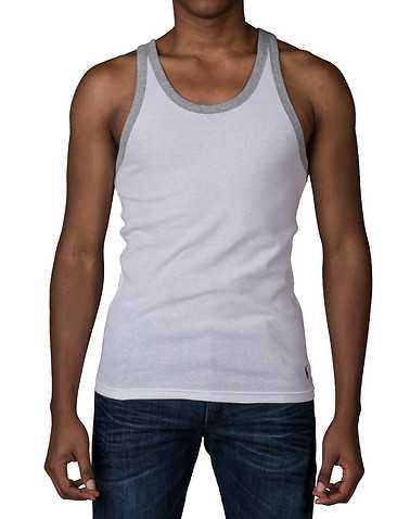 POLO MENS White Clothing / Tank Tops