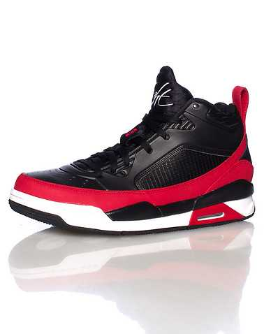 JORDAN MENS Black Footwear / Sneakers 11.5