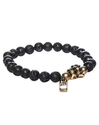 ICON MENS Black Accessories / Jewelry One Size