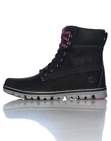 TIMBERLAND WOMENS Black Footwear / Boots 7