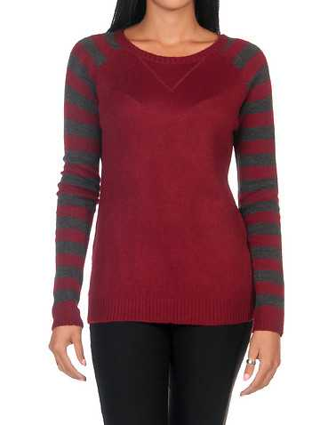 ESSENTIALS WOMENS Red Clothing / Sweaters
