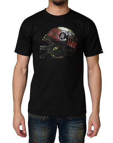 CROOKS AND CASTLES MENS Black Clothing / Tops