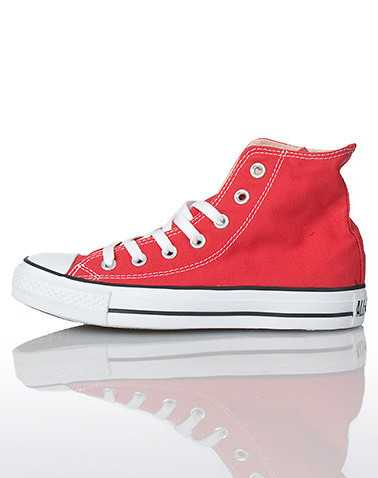 CONVERSE BOYS Red Footwear / Sneakers