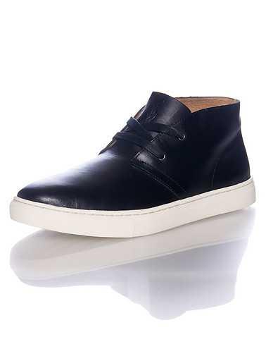 POLO FOOTWEAR MENS Black Footwear / Casual
