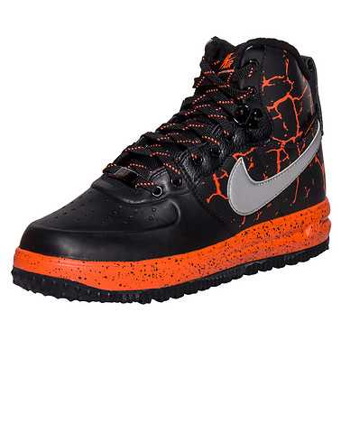 NIKE GIRLS Black Footwear / Boots