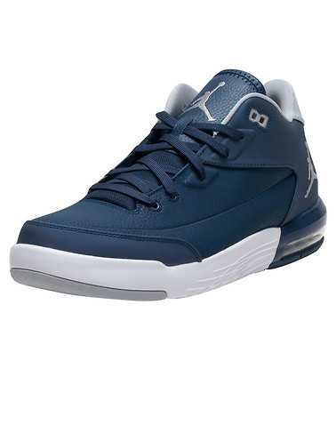 JORDAN MENS Navy Footwear / Sneakers