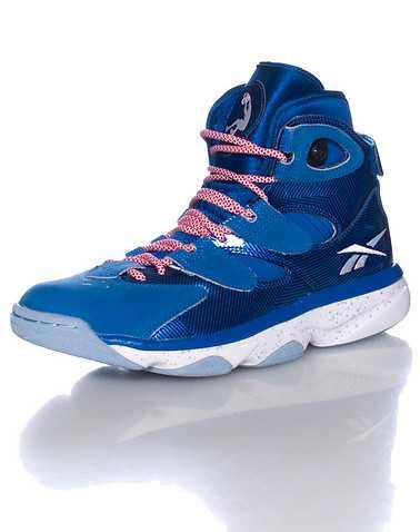 REEBOK MENS Blue Footwear / Sneakers