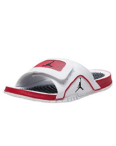 JORDAN MENS White Footwear / Sandals