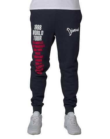 DIAMOND SUPPLY COMPANYENS Navy Clothing / Sweatpants