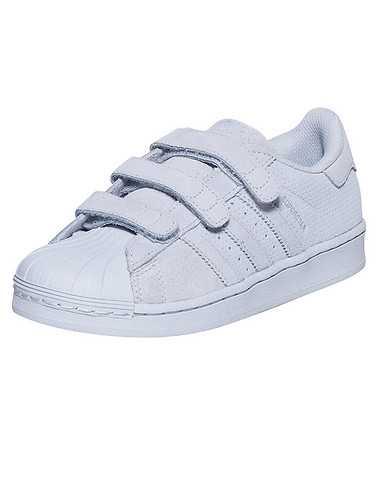 adidas BOYS Medium Blue Footwear / Sneakers 1