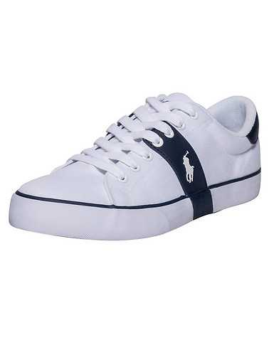 POLO FOOTWEAR MENS White Footwear / Casual