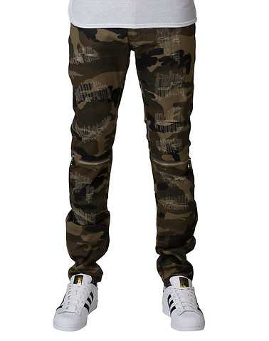 CRYSP MENS Dark Green Clothing / Jeans